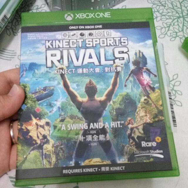 Kinect sports rivals-xbox one
