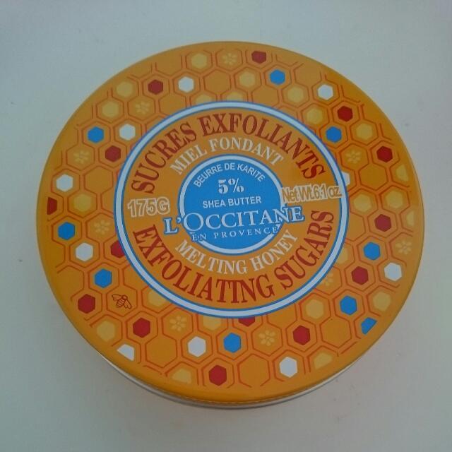 Loccitane Limited Edition Sugar Scrub!