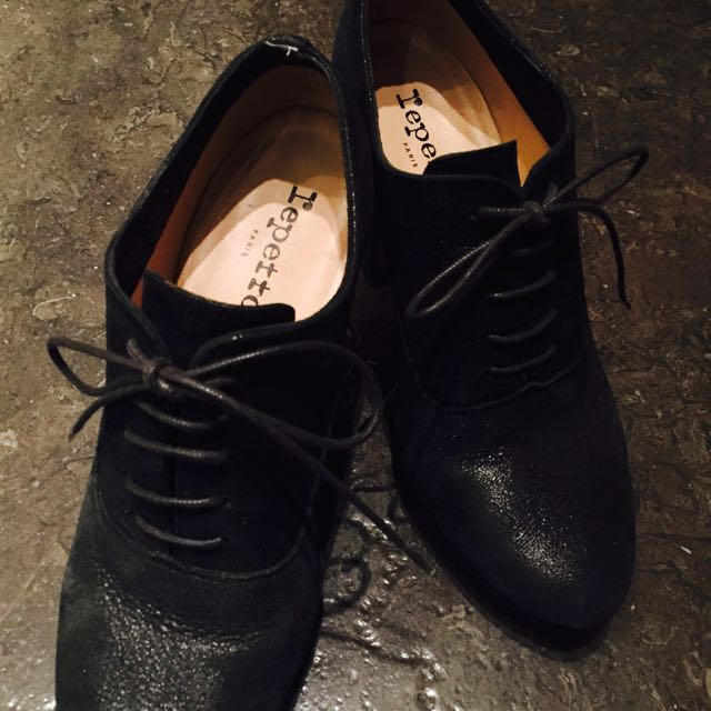 repetto芭雷舞鞋 踝靴
