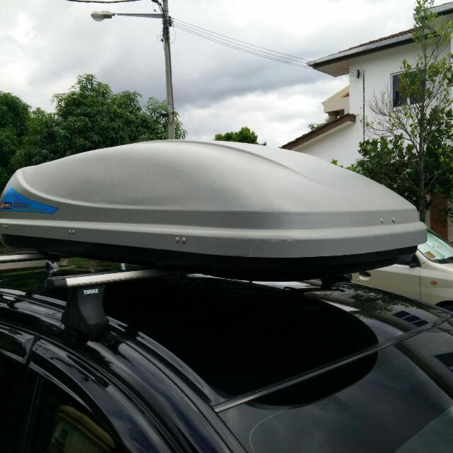 Fits Thule Any Other Brand Roof Rack Car