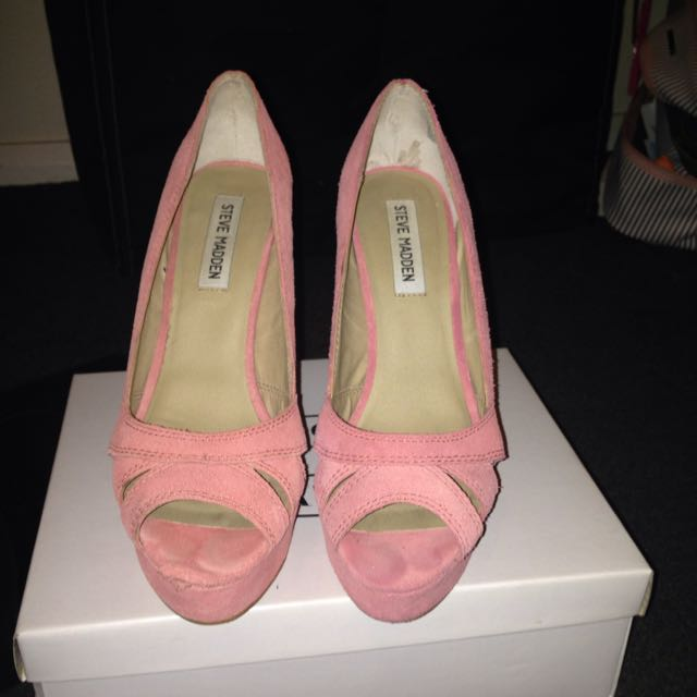 Steve Madden Coral Shoes