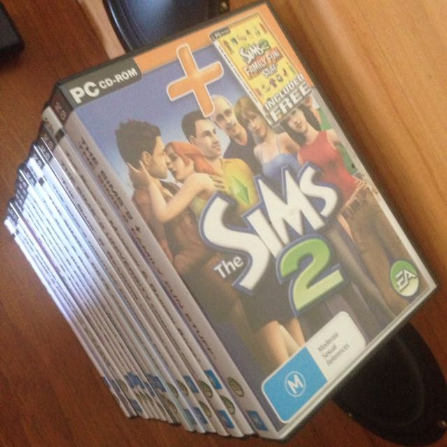 The Sims 2 + ALL EXPANSION PACKS