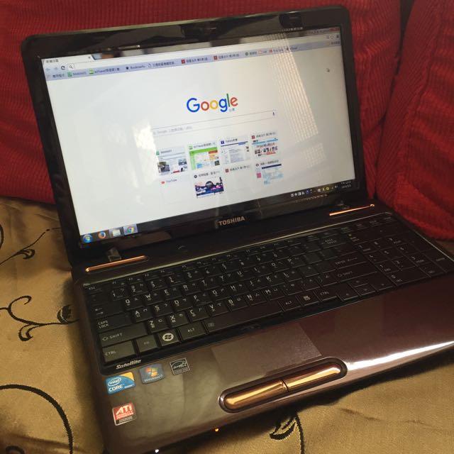 TOSHIBA L650筆電