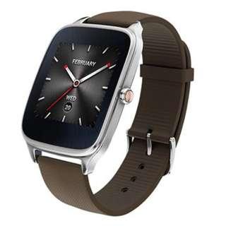 (已出售)全新未使用zenwatch 2智慧型手錶