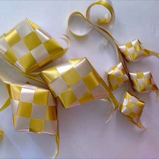 (PRE ORDER) Ribbon Ketupat