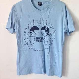 瑜珈社 短袖T恤 上衣