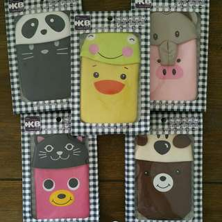 Cute Animal Iphone 4 Pouch