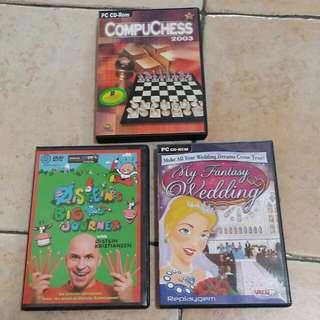 PC Rom Games