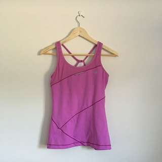 New Balance Strappy Workout Top