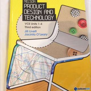 Nelsons Product Design And Technology Textbook