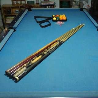8 Feet Pool Table