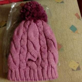 PUMA毛帽