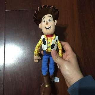 玩具總動員 胡迪吊飾