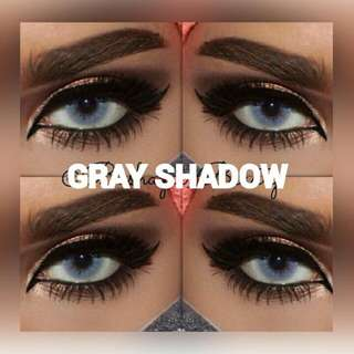 BELLA COLOR LENSE | SHADOW GRAY