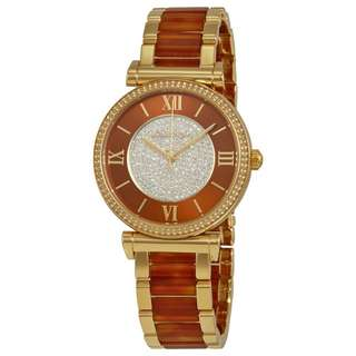 $228 ! Authentic MK Watch #MK 3411, (Reserved)
