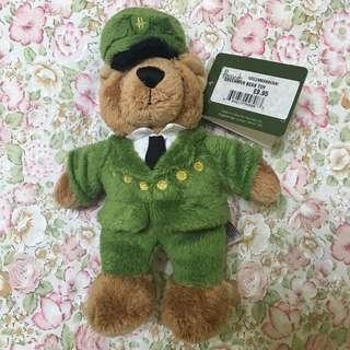 Harrods 小熊