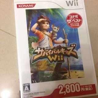 Wii遊戲片