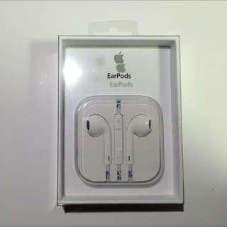 {全新}Apple EarPods 蘋果 耳機