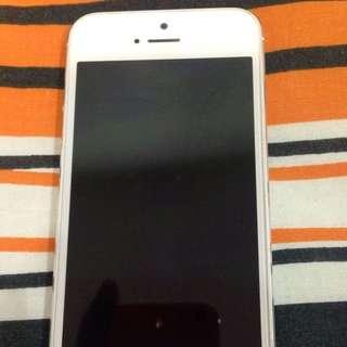 Iphone 5 16gb (used)