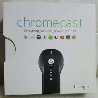 Chromecast (Google)