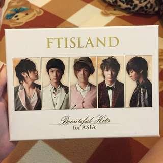 FTISLAND Beautiful Hits for Asia