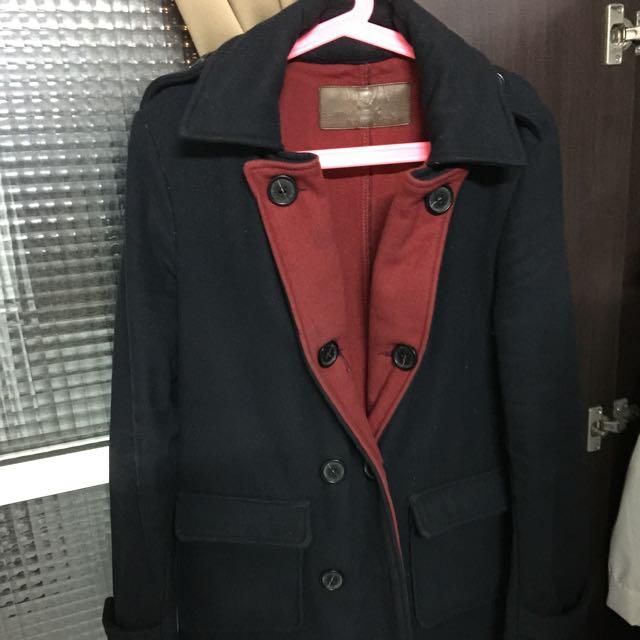 英國大衣(現況良好)