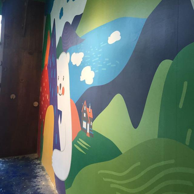 美化環境的壁貼