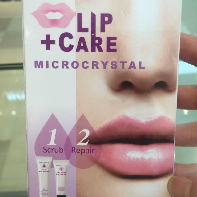 水美媒水微晶美唇護理組