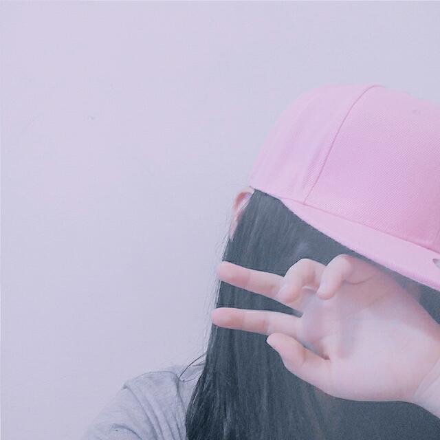 素面粉色棒球帽🙉