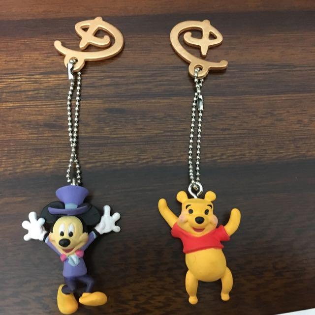 迪士尼扭蛋(含郵)