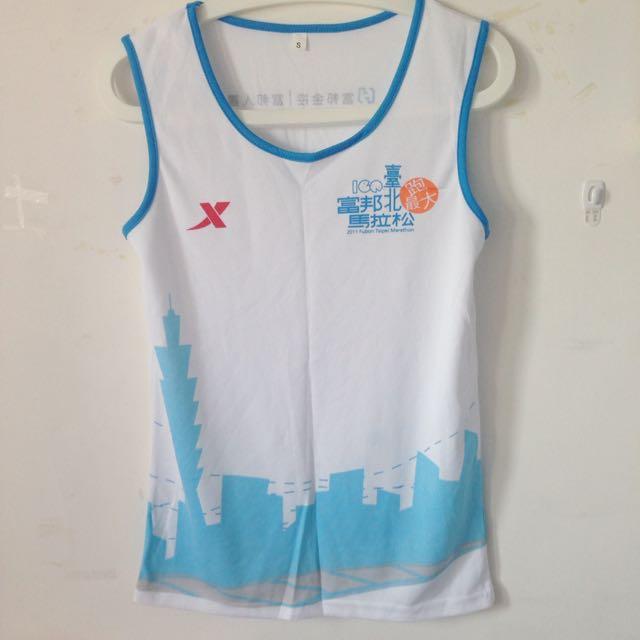 台北富邦馬拉松 背心