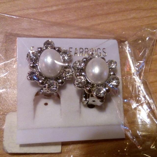 全新免運 韓國進口夾式耳環