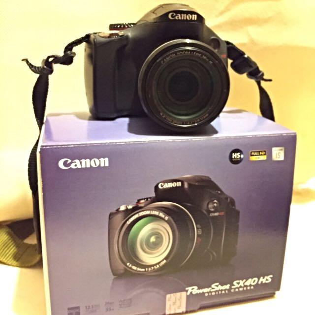 二手 八成新 Canon SX40 類單眼相機