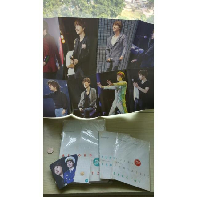 圭賢 Secret 2nd DVD & photobook 2012 韓站 Super Junior SJ