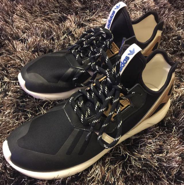 Adidas Tubular 黑金
