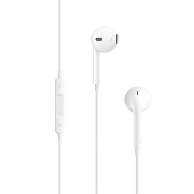Apple EarPods 附有線控與麥克風