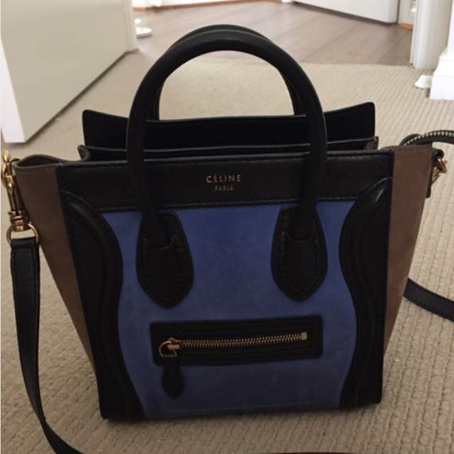 AUTHENTIC Celine Nano (2012) // Limited Edition // REPRICED