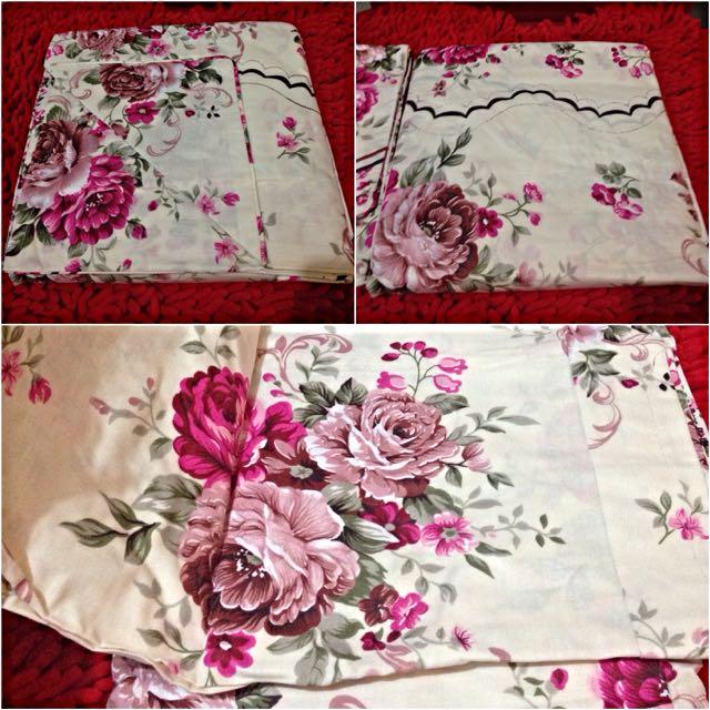 Vintage Bedsheet