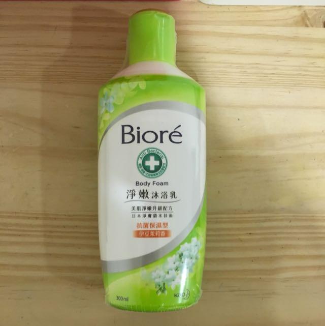 日本Biore淨嫩沐浴乳(全新)