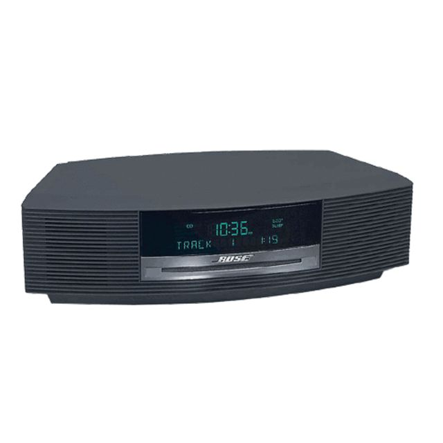 BOSE AWRCC7 Wave Music Radio System Home Audio AM/FM CD Player Alarm