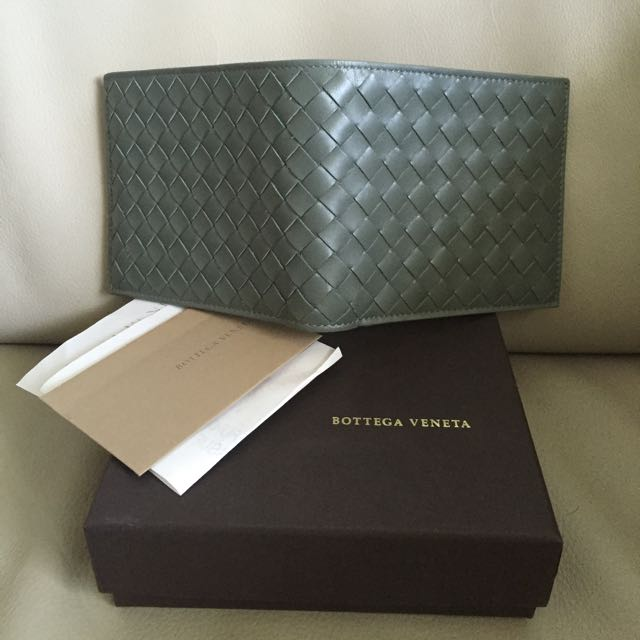 Mens Wallet Bottega Veneta