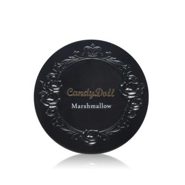 CANDYDOLL Face Powder Marshmallow
