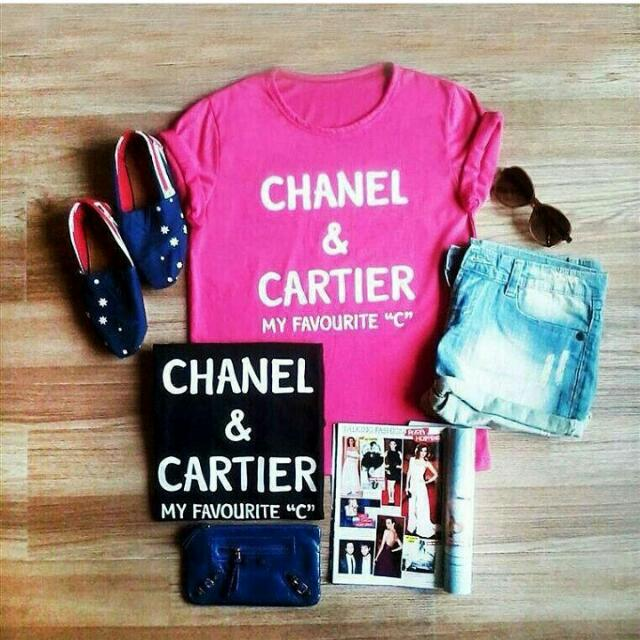 Chanel And Cartier
