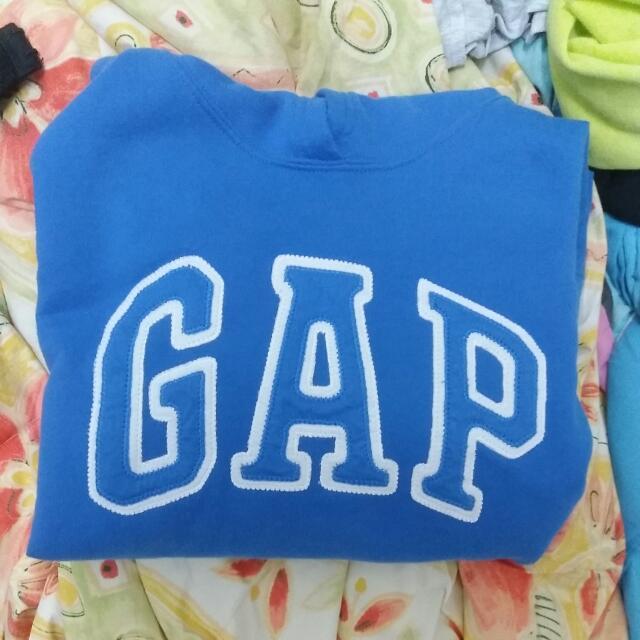 GAP 女生帽踢 藍色