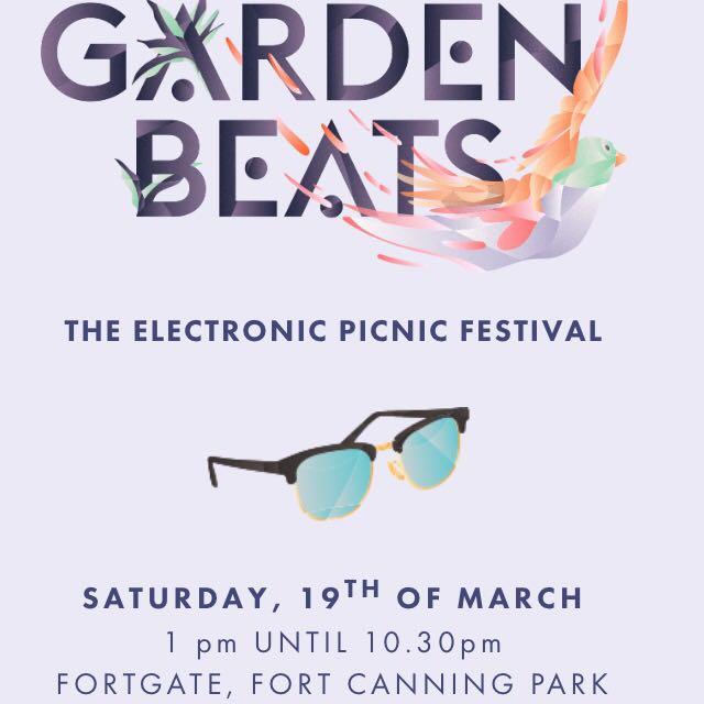 Reserved Garden Beat 19 Mar 16