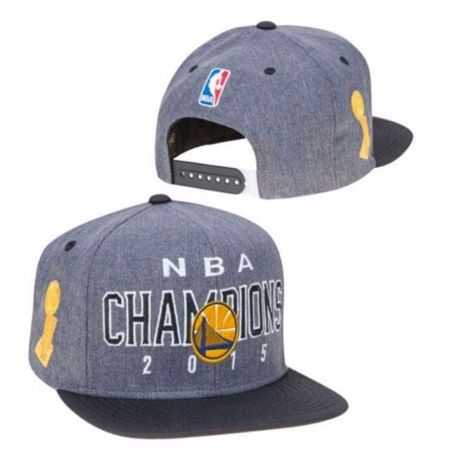 Golden State Warriors NBA Championship Cap 73dd20409