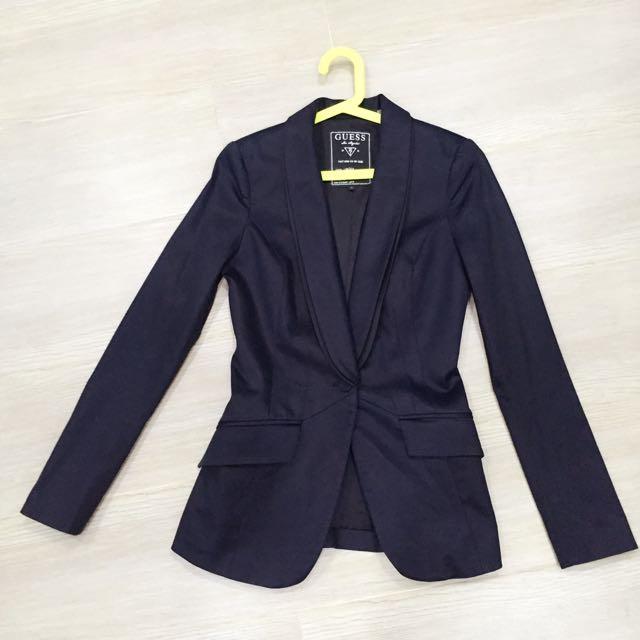 🌟Guess 長版西裝外套