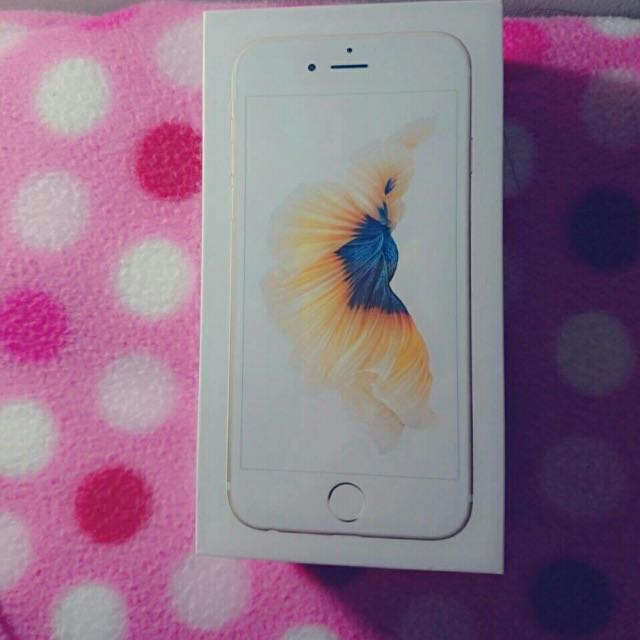 IPhone 6s 16G 全新品 21000元
