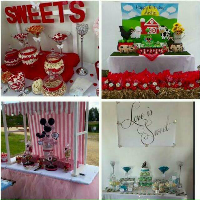 Lolly Buffet hire!!!