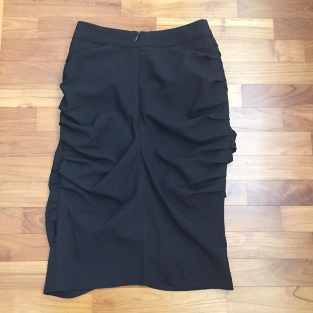 Love bonito Pleated Black Skirt (brand new with tag)